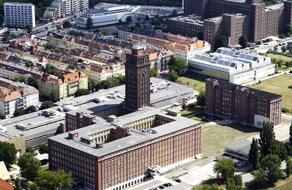 Siemens Technopark in Berlin