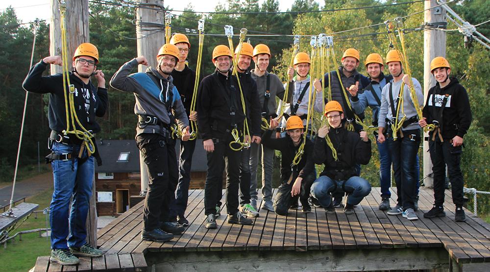 2017 10 - Climatech Auszubildendentag im Rubiconpark 00245