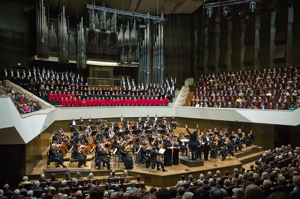 Gewandhausorchester (c) Gert Mothes